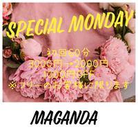 Special Monday!!